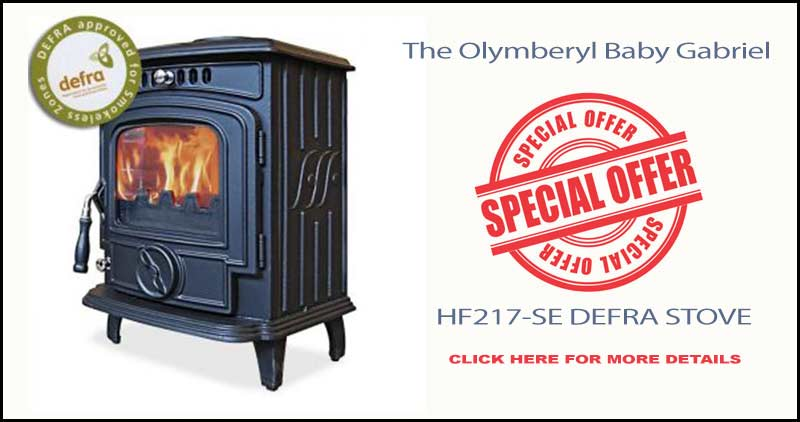 Log Burning Stoves Wirral